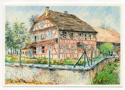 AUTRECHENE-- Rechotte ( Illustrateur C.Odile  Tirage Lim 200ex.) N°0137 éd Cercle Cartophile...à Saisir - France