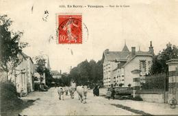 VEAUGUES(VACHE) - Autres Communes