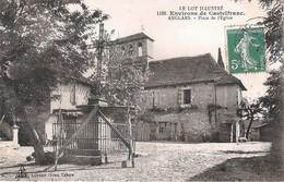 ANGLARS JUILLAC - Place De L'église - Croix Hosannière - France