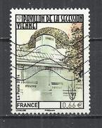 FRANCE 2014 - PAVILLON DE LA SECESSION VIENNE -OBLITERE USED GESTEMPELT USADO - Frankrijk