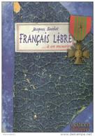 FRANCAIS LIBRE A EN MOURIR FFL CARNET RECIT 1 DFL LIBYE BIR HAKEIM ITALIE  PROVENCE ARMEE LIBERATION - 1939-45