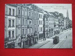 "67 - STRASBOURG - FAUBOURG DE PIERRES - "" RARE "" - - Strasbourg"