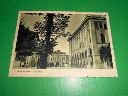 Cartolina S. Donà Di Piave - La Borsa 1940 Ca - Venezia