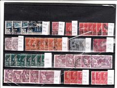Francia. 51 Timbres 1924 - 1931 - Francia