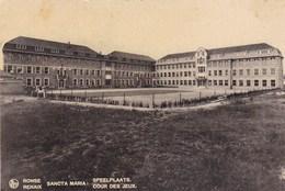 Ronse, Renaix, Sancta Maria, Speelplaats (pk36145) - Renaix - Ronse