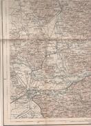 Lubiana  Slovenia Guerra Italo Austriaca Mappa Map Karte Militare 1915 1916  Italiano Tedesco E Slava - Carte Topografiche