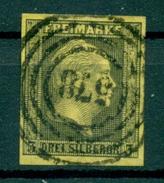 Preussen. König Friedrich Wilhelm IV., Nr. 4 A Stempel 578 - Prussia