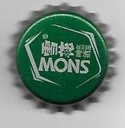 ASIE - CHINE /  GRANDE CAPSULE BIERE MONS & AUTRE - Birra