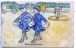 Permissionnaires - 1900-1949