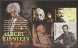 Grenade Nobel Albert Einstein Imperf