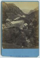 CDV 1870-80 Ernest Lamy. Pyrénées. Scierie De Gabas. - Photos