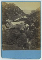 CDV 1870-80 Ernest Lamy. Pyrénées. Scierie De Gabas. - Anciennes (Av. 1900)