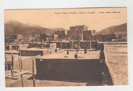 TAOS INDIAN PUEBLO (SOUTH HOUSE) / TAOS - NEW MEXICO - Etats-Unis