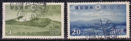 Japon 1939 N° Y&T : 288 Et 290 Obl.