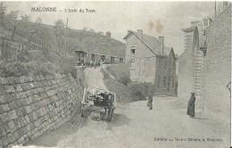 Malonne - L' Arrêt Du Tram - Namur