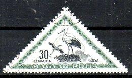 HONGRIE. PA 120 Oblitéré De 1952. Cigogne.