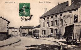 Donjeux: Entrée Du Village.