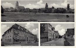 ICHENHEIM  -  GASTHAUS ZUM SCHWANEN  -  ADOLF-HITLER - STRASSE  -   Novembre 1938 - Autres