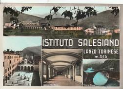 TORINO - LANZO TORINESE - ISTITUTO SALESIANO.........A22 - Italia