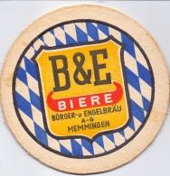 #D142-037 Viltje Bürger- Engelbräu Memmingen - Sous-bocks