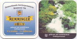 #D142-055 Viltje Bürger- Engelbräu Memmingen - Sous-bocks