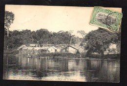 CONGO -  Carte Vue  -  Leopoldville  Vers Mons - BC1