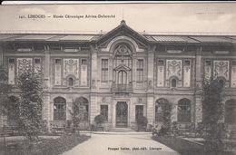 Cp , 87 , LIMOGES , Musée Céramique Adrien-Dubouché - Limoges