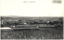 95 DEUIL - Panorama (Recto/Verso) - Deuil La Barre