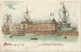 Parijs Paris Meteor Exposition Universelle De 1900 - Autres