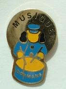 PIN'S MUSIQUE - DORMANS - MARNE - Music