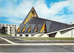 50 - CHERBOURG-OCTEVILLE - La Nouvelle Zup Cherbourg-Octeville ( Vimond, Arch. En Chef ) - L´Eglise Moderne. 1970 - Cherbourg