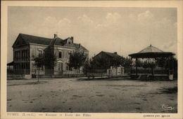 47 - FUMEL - Kiosque - école Des Filles - Fumel