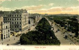 ARGENTINA - BUENOS AIRES - PASEO DE JULIO Arg100 - Argentina