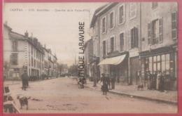 15 - AURILLAC--Quartier De La Pate D'Oie--Tabac-commerces---animé - Aurillac