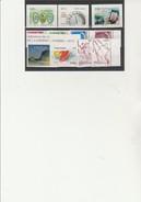 ESPAGNE -  N° 4373 A 4383  NEUF  XX  ANNEE 2012  COTE :28,10 €