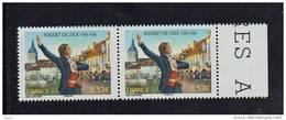 FRANCE 2006 Un Bloc De Deux Gommé (2) ROUGET De LISLE La Marseillaise N° 3939**-0.53€ BDF Texte - Nuevos
