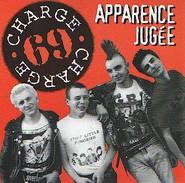 CHARGE 69 - Apparence Jugée - CD - COMBAT ROCK - PUNK - Punk