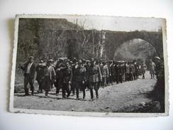 FOTO CARTOLINA   MILITARE REGIO ESERCITO  ALPINO  LOTTO  LF12 - War 1939-45