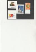 ESPAGNE -  N° 4353-4354-4367-4385  NEUF XX ANNEE -2011 A 2012