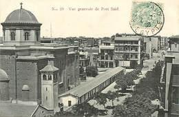 A-17.5535 :   PORT-SAÏD - Port-Saïd