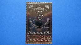 Timbre Or  Ras Al-Khama  GENERAL BONAPARTE GOLD Stamp  Neuf ** - Napoleon