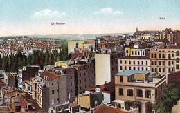 CONSTANTINOPLE : OK MEIDAN / PÉRA - ANNÉE / YEAR ~ 1910 (w-157) - Turquia