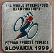 CYCLISME - VELO - CYCLISTE - THE WORLD CYCLO-CROSS CHAMPIONSHIPS POPRAD - SPISSKA TEPLICA SLOVAKIA 1999 -    (17) - Cyclisme