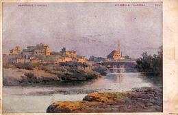 LARISSA : CITADELLE - ANNÉE / YEAR ~ 1910 - '15 (w-158) - Griechenland