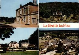 49 - LA BREILLE-LES-PINS - Vue Aérienne - France