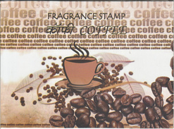 INDIA- 2017- Indian Coffee- Fragrance Miniature Sheet-Special Folder In Sealed Pack