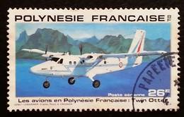 POLYNESIE - YT Aérien N°157 - Avions / Twin Otter - 1980 - Oblitéré - Oblitérés