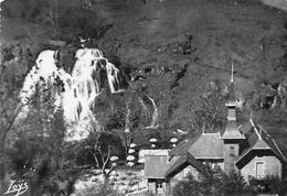 39 - Baume-les-Messieurs - Cascade Des Tufs - Hôtel Des Grottes - Baume-les-Messieurs