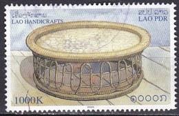 Laos, 2005 - 1000k  Handicrafts - Nr.1645 Usato°