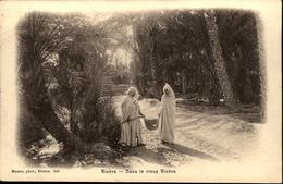 BISKRA  Dans Le Vieux Briska